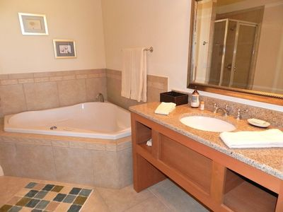 Private batroom for Main Room #2. Has Jacuzzi and Shower.