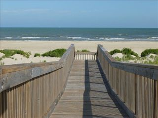 Galveston condo photo - A secluded Galveston beach - close to Maravilla