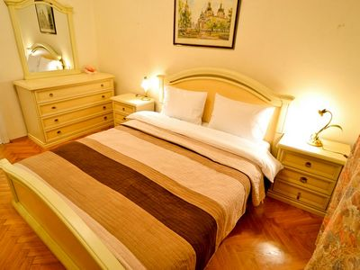 Wonderful spacious1 bedroom apartment located in the centre of Kiev.