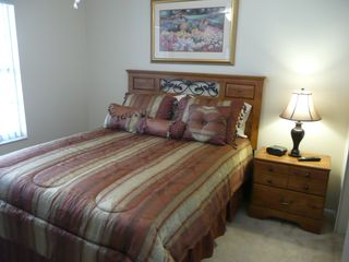 Indian Ridge house photo - Queen Bedroom