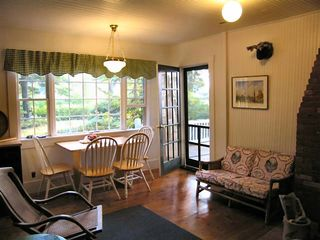 Wolfeboro cottage photo - The Kitchen/ Family Area