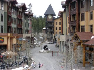 Mammoth Lakes condo photo - Enjoy The Village a short stroll from the condo.