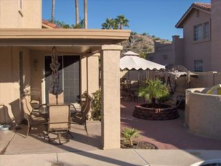 Ahwatukee house photo - Backyard patio