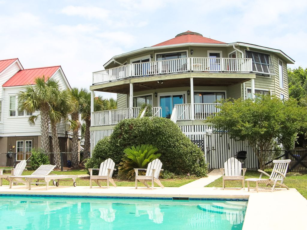 Middle St 905 Oceanfront Cottage With Vrbo