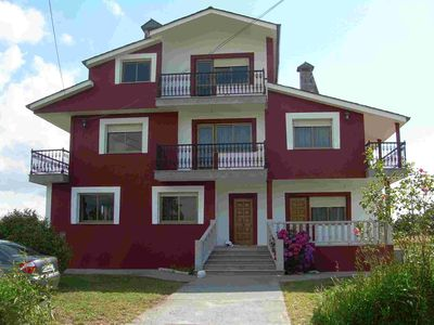 HOUSE TYPE VILLA FOR VACATION IN VILALBA LUGO, IN THE AREA OF TERRA CHA