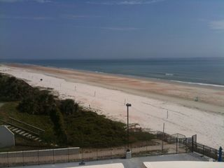Daytona Beach condo photo - Direct Beach Front With Great Balcony Views
