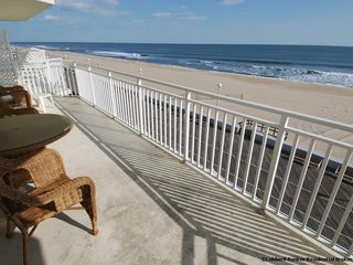 Oceans Pointe Ocean City condo photo - Oceanfront view from balcony