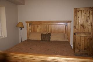 King Bed Bedroom - Bryce Canyon house vacation rental photo