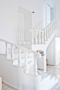 Thira (Fira) villa rental - stair case
