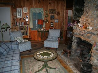 Woodstock lodge photo - Relax with friends and family here