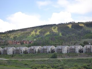 Silvercreek house photo - Sol Vista Ski Resort towering over Mountainside Condos