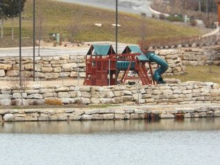 Branson lodge photo - There are many playgrounds in StoneBridge.