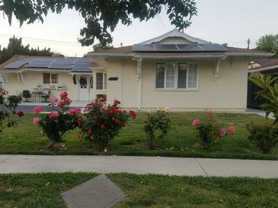 1BR Guest House w/private entry