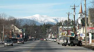 Bartlett condo photo - North Conway Village
