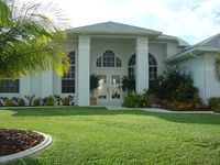 'Villa Marbella' Gulf Access Waterfront Executive Home located in SW Cape Coral.