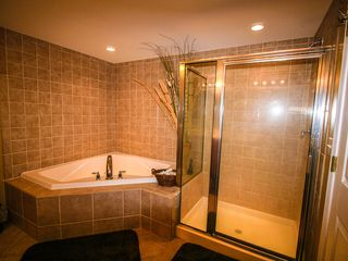 Bahia Vista I Ocean City condo photo - Master Bath Jacuzzi