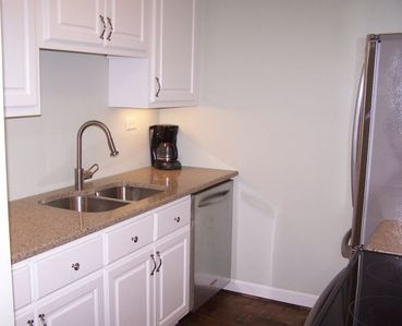 New Custom Kitchen, Custom Cabinets, New Appliances, Silestone Counter Tops