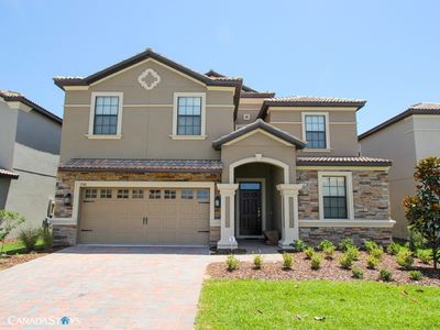 Champions Gate - Pool Home 8bd/5ba - Sleeps 19 - Platinum