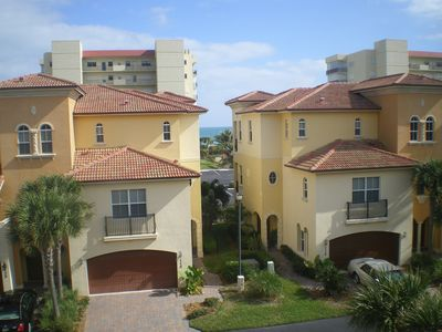 Large 3 story luxury town house with direct ocean views and private elevator