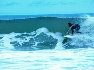 Truro house photo - Surffffing!