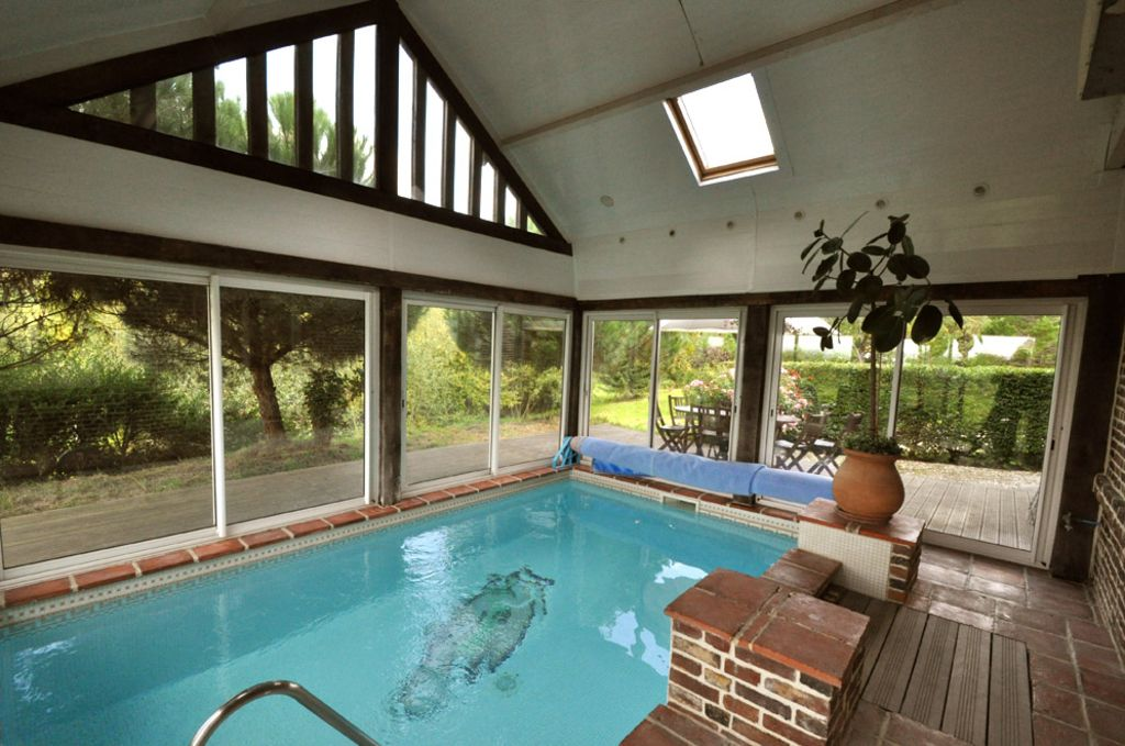 Nice cottage with swimming pool inside homeaway for Nice houses with pools