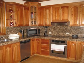 Nosara villa photo - Gourmet Kitchen with Granite Counter Tops