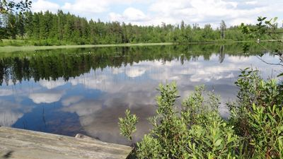 Summer short notice booking near big ski resort Ulricehamn