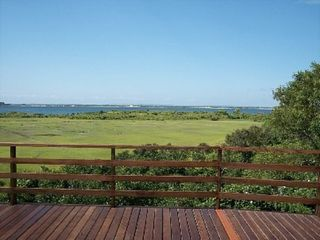Chilmark cottage photo - View toward Menemsha