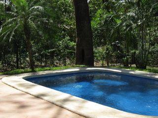 Playa Potrero house photo - Private tiled pool in backyard.