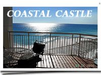 Coastal Castle. 4 Bedroom Gulf Front condo.