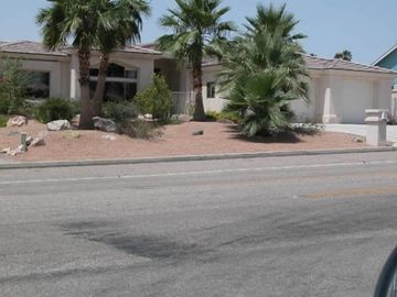 Lake Havasu City house rental - Front View from street
