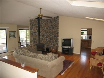 Lake of the Pines house rental - Great Room