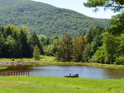 Windham cabin rental - POND