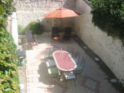 Beautiful, recently renovated period house within walls historic medieval town