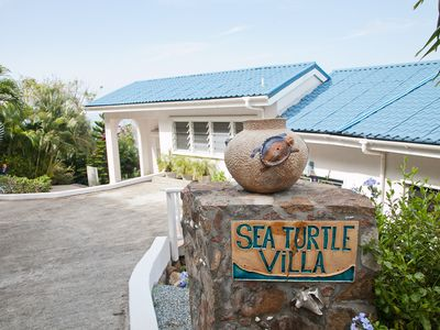 Fish Bay villa rental - SEA TURTLE VILLA
