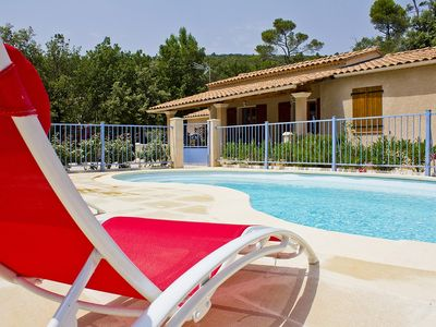 Villa with swimming pool / Garéoult (83 Var)