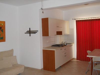 1-bedroom apartment on the first floor in the area Praia Antonio Sousa
