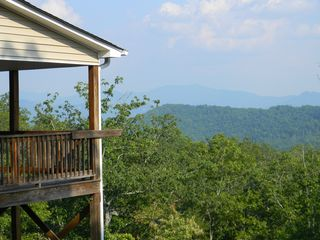Hayesville cabin photo - Exterior