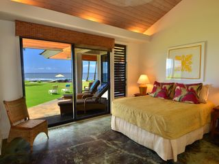 Poipu house photo - Ocean view Bedroom #1