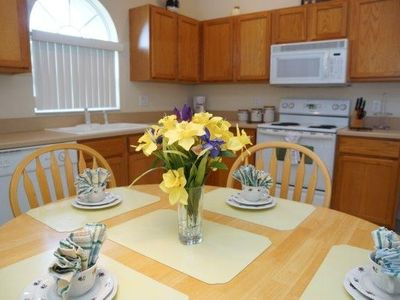 Indian Creek villa rental - Fully fitted kitchen