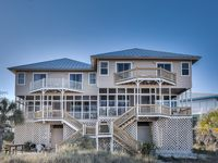 Beautiful Gulf Front on 30-A in Grayton/Gulf Trace:  4 Bedrooms / 4 Baths