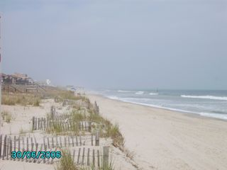 Carolina Beach house photo - Relax at the beach 1 block away!!!!!
