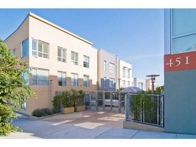 San Francisco condo rental - The Potrero - Sunniest Place in San Francisco