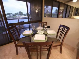 Poipu condo photo - Dining table for four