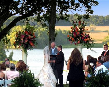 A Wedding at Riverside Cottage