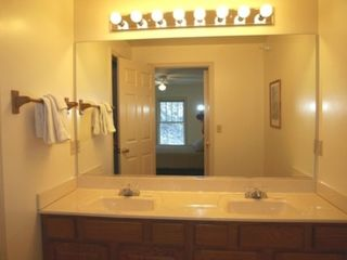 Onekama condo photo - Dual sinks