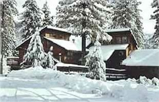 Home in Winter,