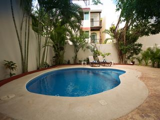 Playa del Carmen condo photo - cool refreshing pool