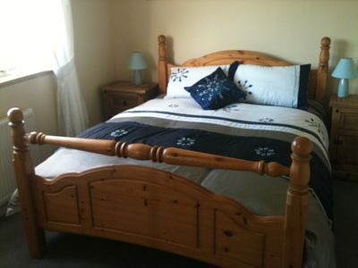 King size bedroom