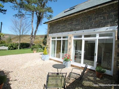 image for Sleeps 2 - Exmoor National Park - The famous Doone Valley